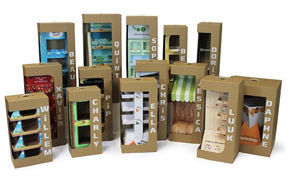 Mini displays