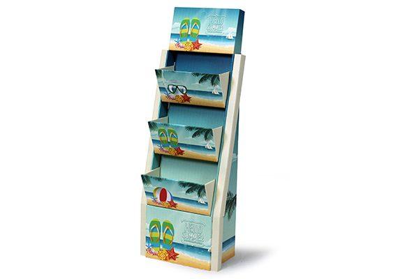 Karton display Quint